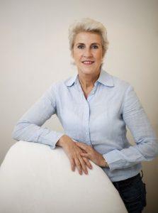 Colonhydrotherapeut Liesbeth van Dijk